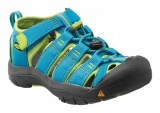 Keen Newport H2 K hawaiian blue/ green glow