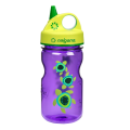 Láhev Nalgene Grip´n Gulp Kids purple turtle