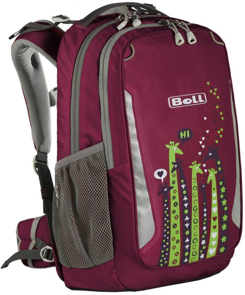 Boll School Mate 18 Giraffe Boysenberry