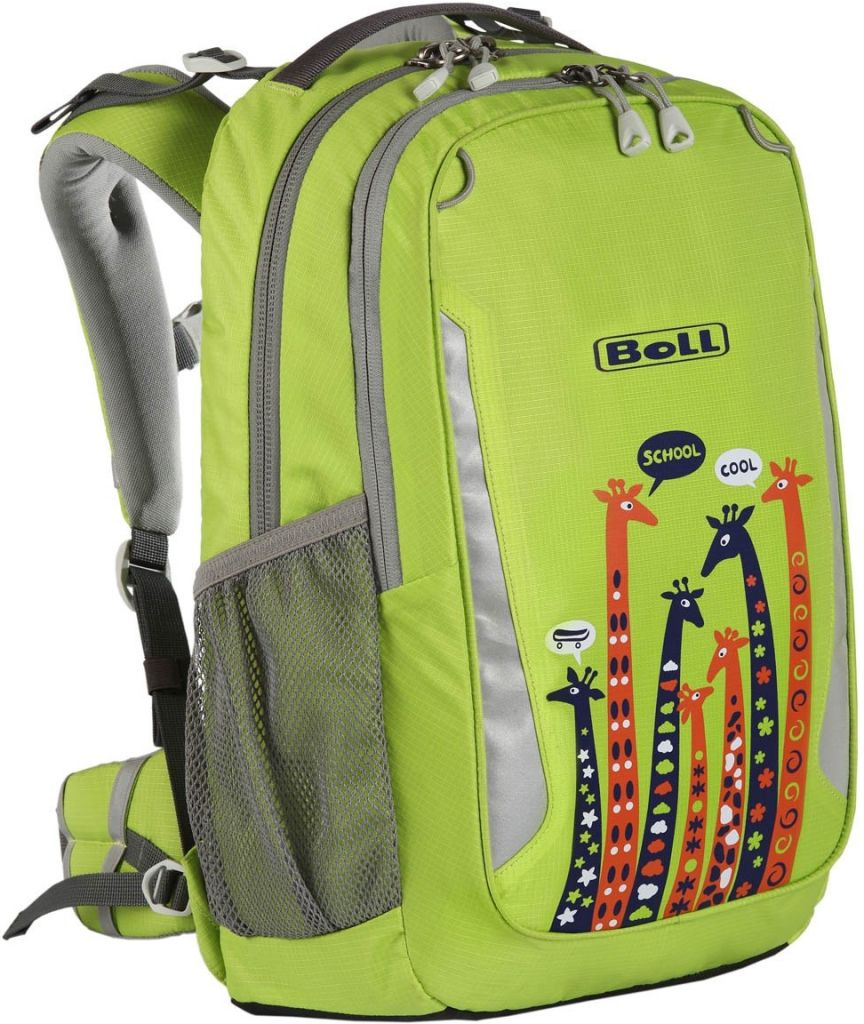 Boll School Mate 18 Giraffe Lime